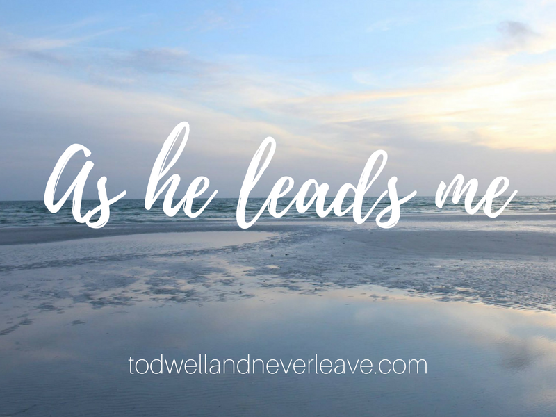 Download e-book He Leads Me